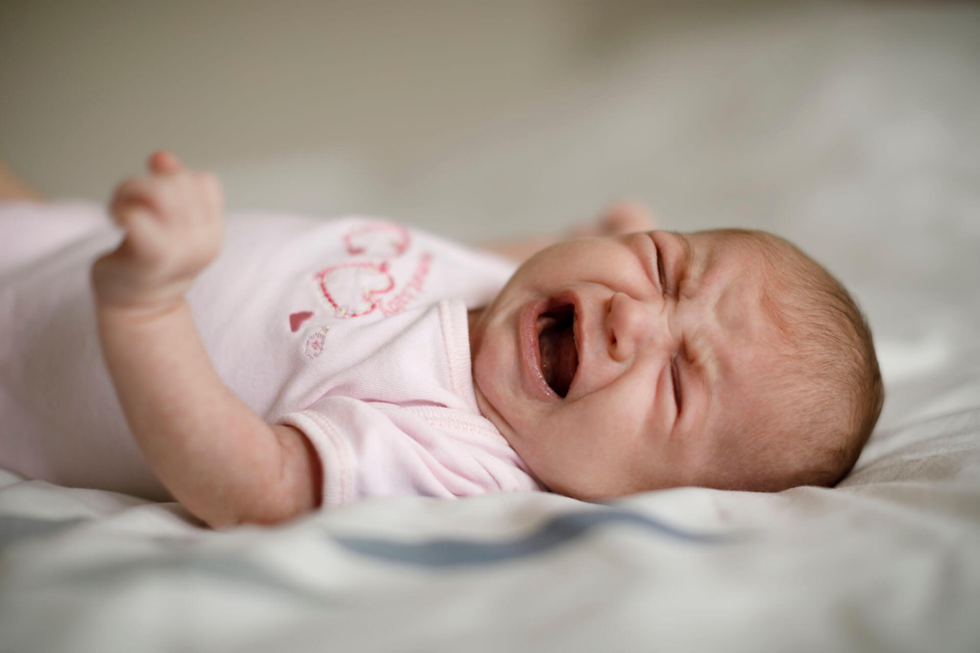 Colic in Babies - Treatment - Paediatrician