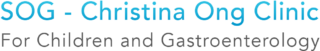 Dr Christina Ong - Paediatrician & Gastroenterologist